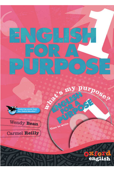 English for a Purpose - Year 1