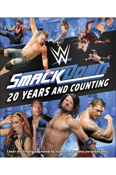 WWE: SmackDown 20 Years and Counting