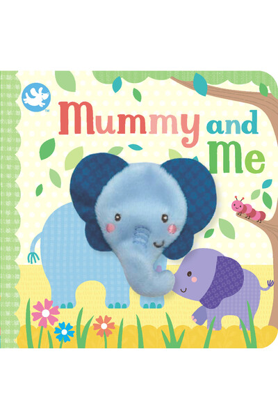 Little Me Finger Puppet Book: Mummy and Me