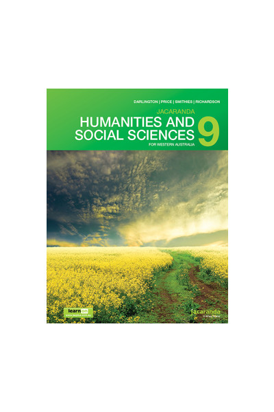 Humanities and Social Sciences 9 for WA - Student Book + learnON (Print & Digital)