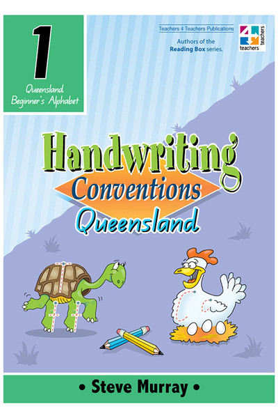 Handwriting Conventions - QLD: Year 1