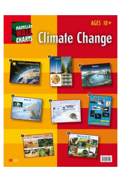 Thinking Themes - Climate Change: Wall Charts