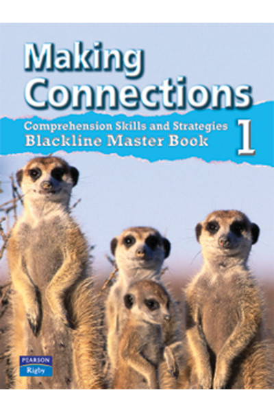 Making Connections - Blackline Master Book 1