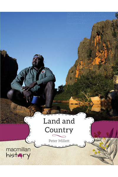 Macmillan History - Year 4: Non-Fiction Topic Book - Land and Country (Single Title)