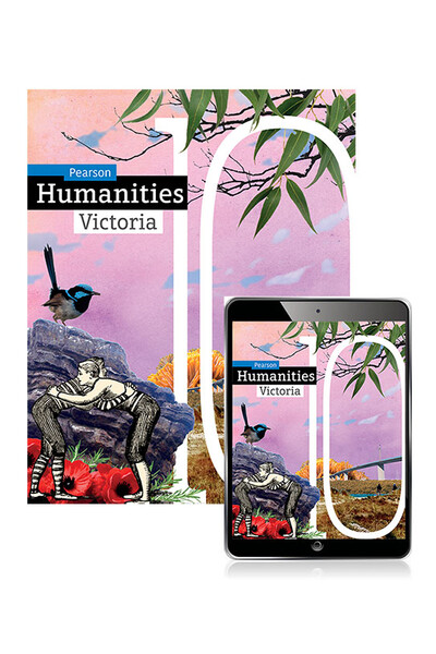 Pearson Humanities Victoria - Year 10: Student Book with eBook and Lightbook Starter (Print & Digital)