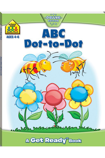 School Zone ABC Dot to Dot