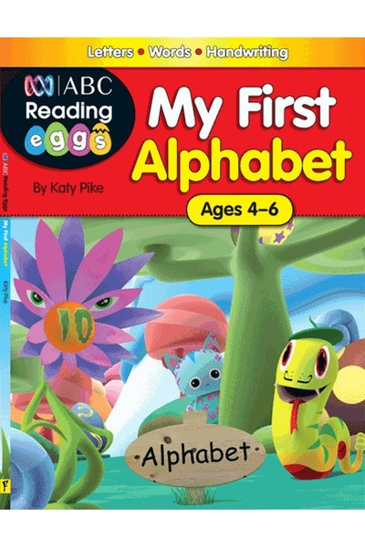 ABC Reading Eggs - My First Alphabet