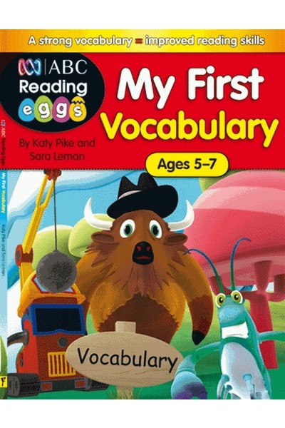 ABC Reading Eggs - My First Vocabulary