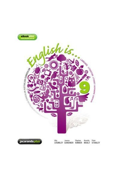 English Is... English for the Australian Curriculum Year 9 - Print & eBookPLUS