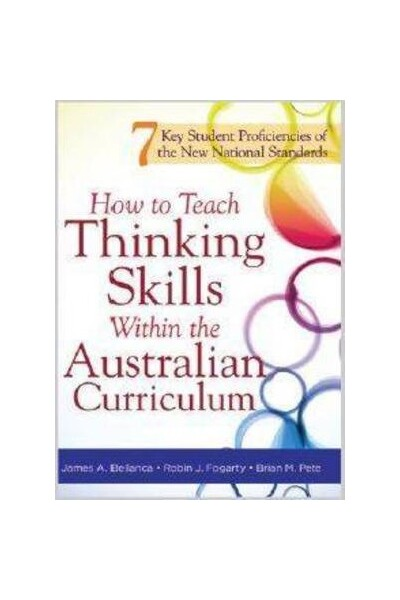 How to Teach Thinking Skills Within the Australia Curriculum