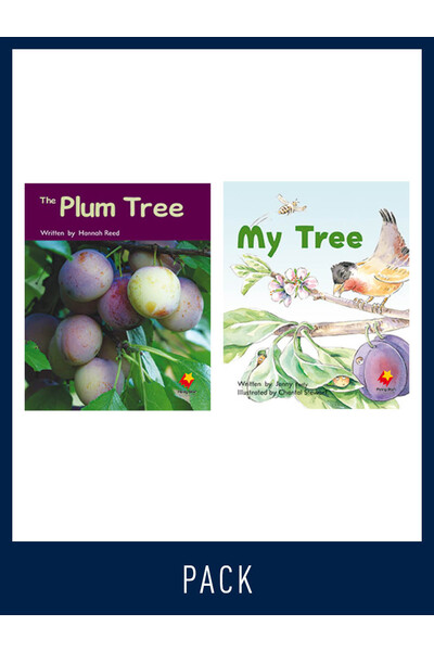 Flying Start to Literacy: Guided Reading - The Plum Tree & My Tree - Level 7 (Pack 5)