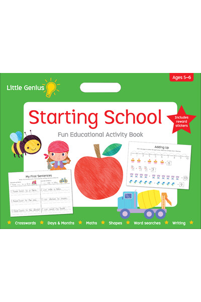 Little Genius Mega Pad - Starting School