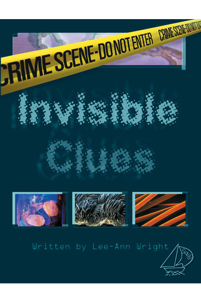 MainSails - Level 3: Invisible Clues (Reading Level 29 / F&P Level T)