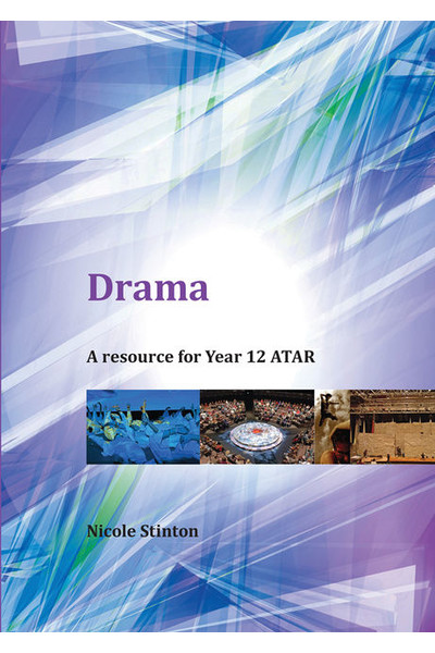 Drama: A Resource for Year 12 ATAR