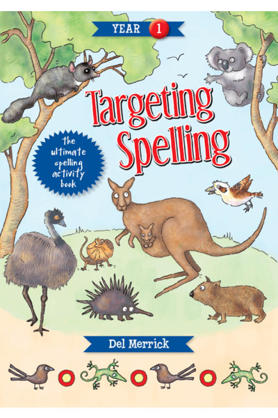 Targeting Spelling - Activity Book 1