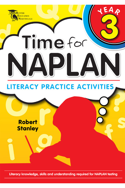 Time for NAPLAN - Literacy: Year 3