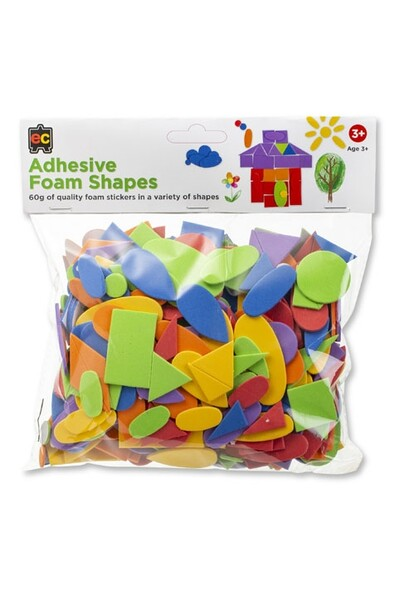 Adhesive Foam (60g) - Shapes