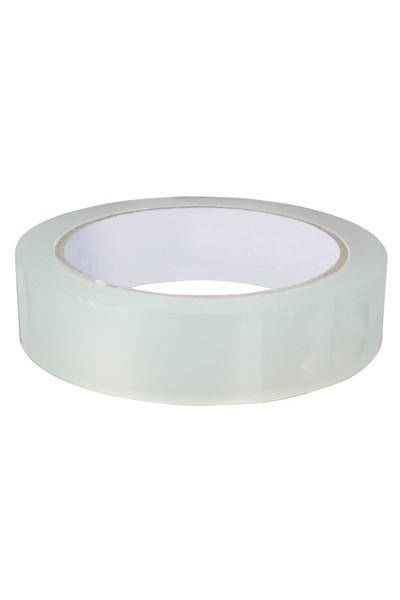 Clear Adhesive Tape - 66m x 24mm