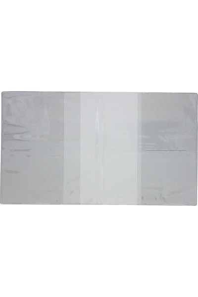 Clear Plastic Planner Cover - Daily