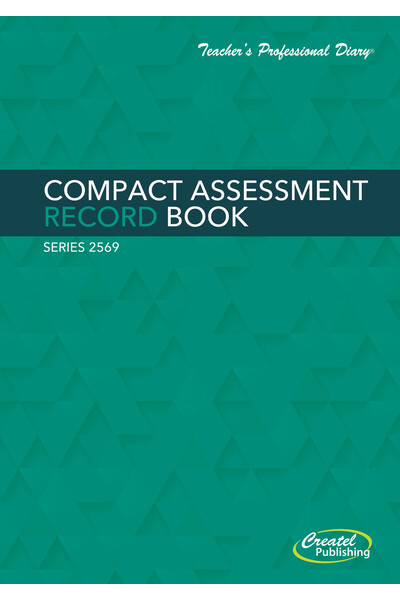 Assessment Record Book - Compact