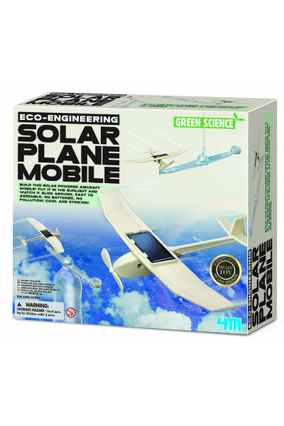 Eco-Engineering - Solar Plane Mobile