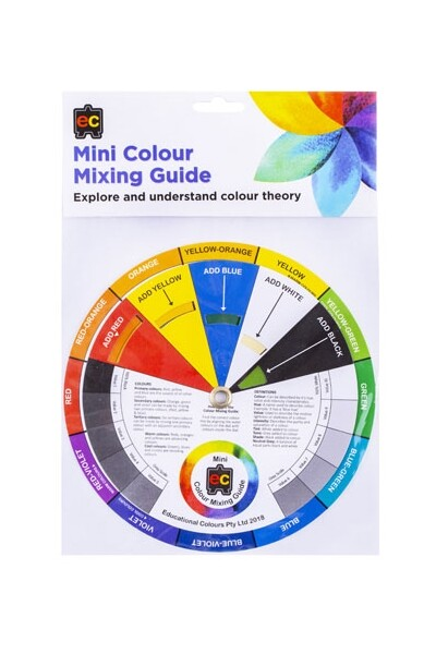 Mini Colour Mixing Guide