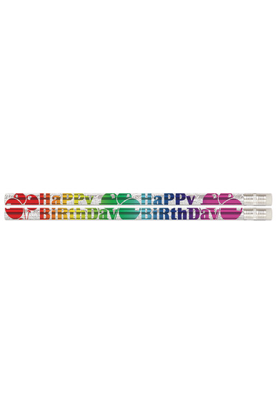 Birthday Blitz - Pencils (Pack of 10)