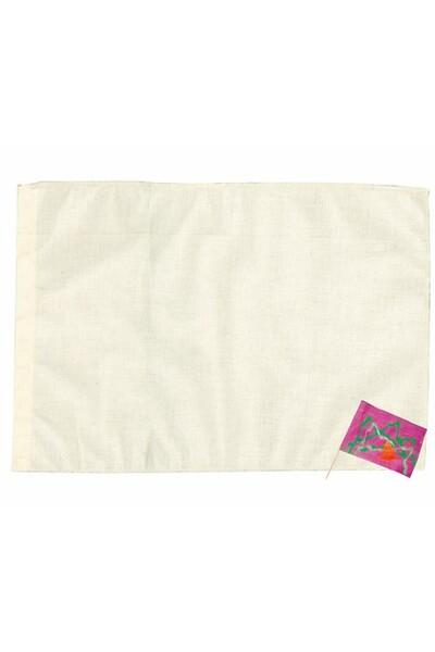 Calico Flags (Pre-Cut) - Pack of 10