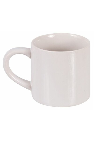Ceramic Mugs - White (Pack of 12)
