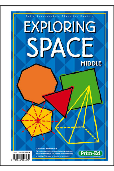 Exploring Space - Ages 8-10