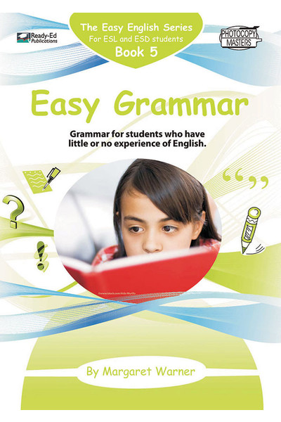 Easy English - Book 5: Easy Grammar