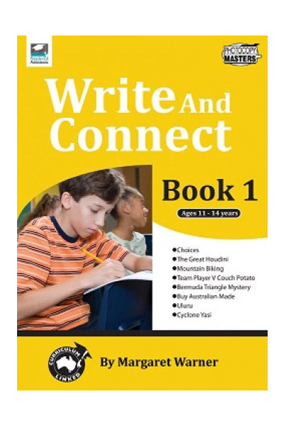 Write and Connect - Book 1
