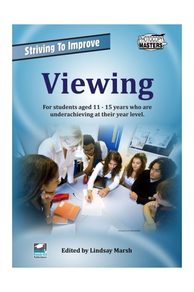 Striving to Improve - English: Viewing