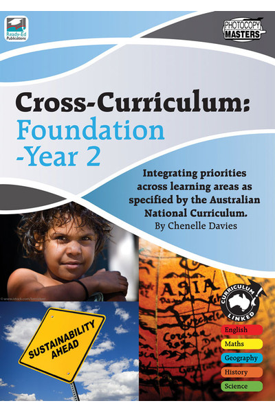 Cross-Curriculum - Foundation to Year 2