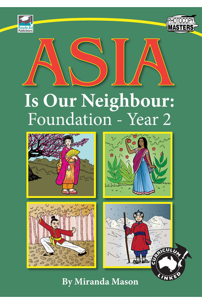 Asia is our Neighbour: Foundation to Year 2