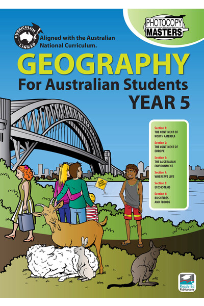 Geography for Australian Students - Year 5