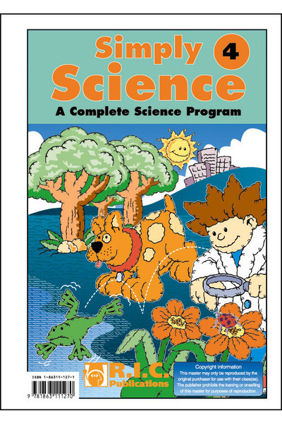 Simply Science - Book 4: Ages 8-9
