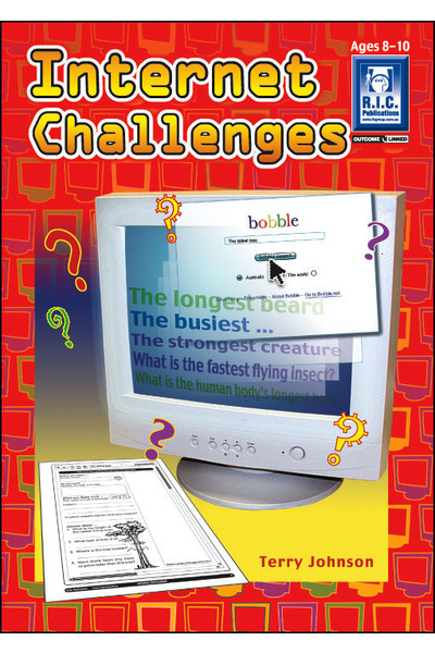 Internet Challenges - Ages 8-10