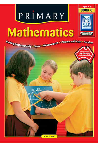 Primary Mathematics - Book C: Ages 7-8