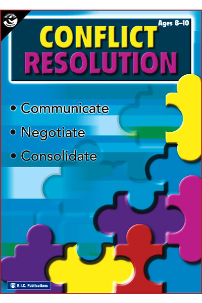 Conflict Resolution - Ages 8-10
