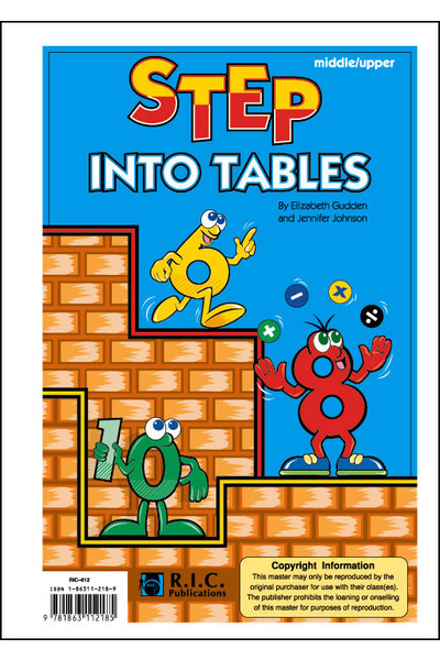 Step into Tables