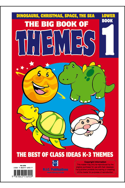 The Big Book of Themes - Book 1