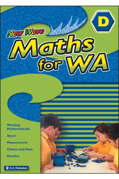 New Wave Maths - Workbook D: Ages 8-9