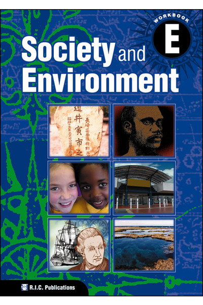 Society and Environment - Student Workbook E: Ages 9-10