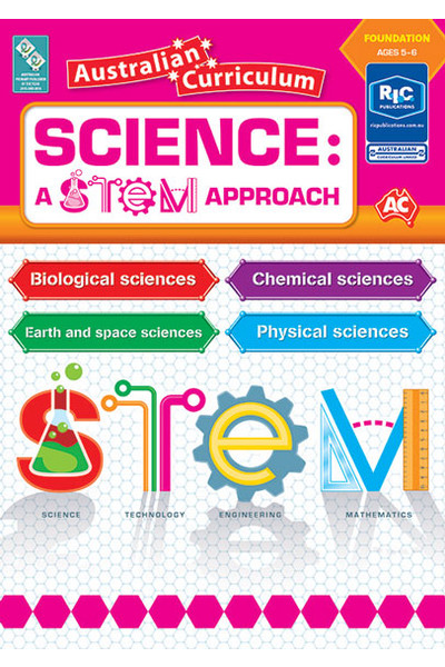 Science: A STEM Approach - Foundation
