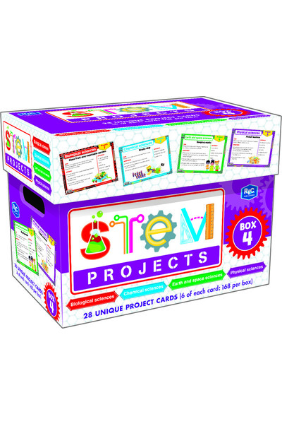 STEM Projects - Year 4