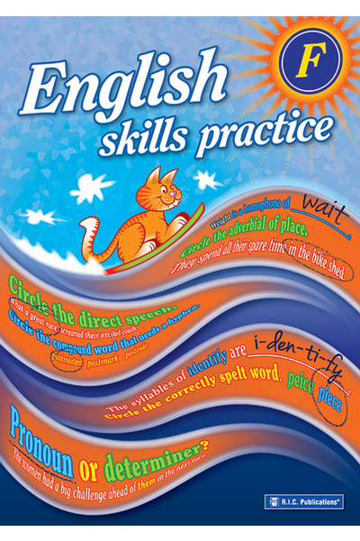 English Skills Practice - Book F: Ages 11-12