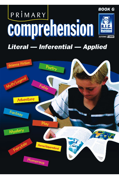 Primary Comprehension - Book G: Ages 11-12