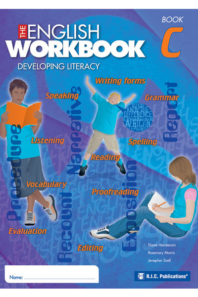The English Workbook - Book C: Ages 8+