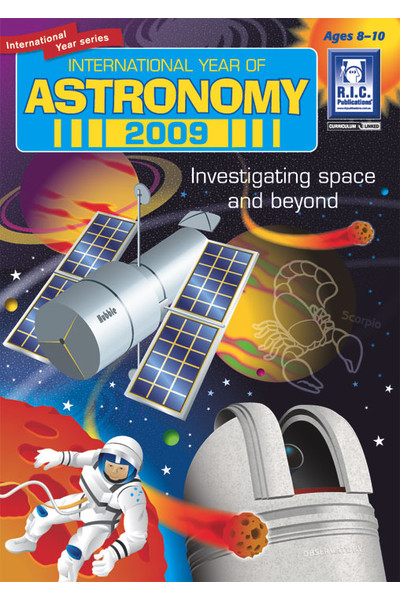 Astronomy - Ages 8-10